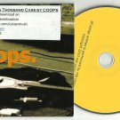 Coops - Hundred Bars a Thousand Cars -OFFICIAL ALBUM PROMO- CD 2010 / 24HR POST