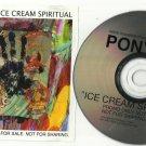 Ponytail - Ice Cream Spiritual! -FULL PROMO- (CD 2008) 24HR POST