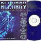 Metallurgy Vol.1 -RARE OFFICIAL PROMO- (CD 1995)Faith No More - Napalm Death GZR