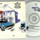 RADIOHEAD - No Suprises CD1 1998 SINGLE  3 TRACKS Parlophone / 24HR POST