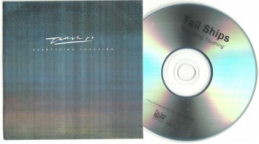 Tall Ships - Everything Touching -OFFICIAL ALBUM PROMO- (CD 2012) 24HR POST