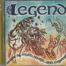 LEGEND Music of Myth Magic and Mystery CD 2005 Sibelius - Wagner - Holst -Dukas