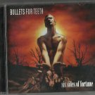 Bullets for Teeth - Six Sides of Fortune (CD 2005) nr Mint 24HR POST