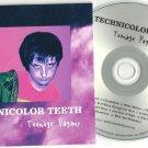 Technicolor Teeth - Teenage Pagans -OFFICIAL ALBUM PROMO- CD 2012 / 24HR POST