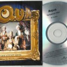 Aqua : Greatest Hits -OFFICIAL ALBUM PROMO-  (CD 2009) Numbered  / 24HR POST