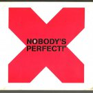 Various - NOBODY'S PERFECT1 Mixed By Alex Neri 2xCDs 2004 Lautrec - Neruda - TAZ