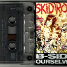 SKID ROW - B-SIDE OURSELVES  CASSETTE 1992 Atlantic   24HRPOST