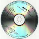 Hank3s - Attention Deficit Domination -OFFICIAL ALBUM PROMO- (CD 2011) Numbered