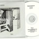 Machine Drum - Room(s) -OFFICIAL ALBUM PROMO- (CD 2011) 24HR POST