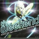 The Weekend - The Bar / The Club / The Morning After 3xCD Mixed by Marcus Leyton