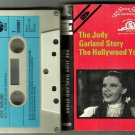 The Judy Garland Story - The Hollywood Years Vol 1 CASSETTE RARE  MGM 3509001