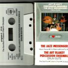 Art Blakey and The Jazz Messengers - Drum Suite  CASSETTE 1983 CBS 40-21067