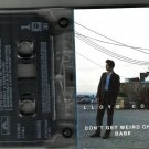 Lloyd Cole : Dont Get Weird on Me Babe  CASSETTE 1991 Polydor CHROME / 24HR POST
