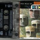 R.E.M - The Best Of  CASSETTE 1991 IRS MIRHC1  CHROME  REM   / 24HR POST