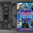 Village People - The Best Of  CASSETTE 1993 ARISTA Inc Extra Remixes  /24HR POST