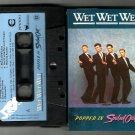 Wet Wet Wet - Popped In Souled Out   CASSETTE 1987 Phonogram CHROME  / 24HR POST