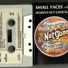 Small Faces - Ogdens Nut Gone Flake RARE CASSETTE 1968 Immediate1001 PAPER LABEL