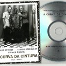 Toumani Diabaté  Arnaldo Antunes  Scandurra - A Curva Da Cintura  ADV  PROMO CD