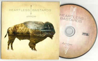 Heartless Bastards - Arrow  -OFFICIAL ALBUM PROMO- (CD 2012)  24HR POST