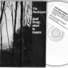The Machismo - Good Things About to Happen -OFFICIAL WHITE LABEL PROMO- CD 2013