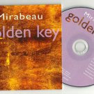 Mirabeau - Golden Key  -RARE SLIPCASE EDITION- CD 2011  Caroline Trettine