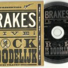 Brakes : Rock Is Doderlijk -OFFICIAL ALBUM PROMO- (CD 2009) FATCAT  / 24HR POST