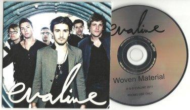 Evaline : Woven Material -OFFICIAL FULL PROMO- (CD 2011) 24HR POST