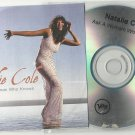 NATALIE COLE  - Ask A Woman Who Knows -OFFICIAL ALBUM PROMO- CD 2002 /24HR POST