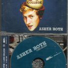 Asher Roth - I Love College  -OFFICIAL PROMO- CD 2008 Clean & Dirty / 24HR POST