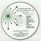 Dan Sultan - Get Out While You Can  -RARE OFFICIAL ALBUM PROMO- CD 2009