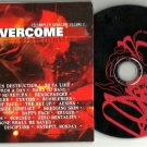 Various - Overcome Sampler Vol 2  CD 2004 Gutworm - Happy Face - Inbreds - Setup