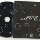 Nu Tone : Back of Beyond  -RARE OFFICIAL FULL PROMO-  (CD 2007)   24HRPOST