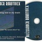 Alexander Robotnick - Remixes From My La(te)st Album RARE OFFICIAL PROMO CD 2008