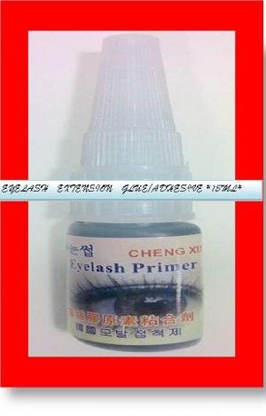 EYELASH EXTENSION GLUE/ADHESIVE **15ML** PRO EYELASH PRIMER. MAKE UP,BEAUTY CARE