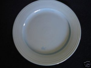 Sakura Concentrics Blue Dinner Plate
