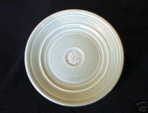 Dansk Green Grass Salad Plate
