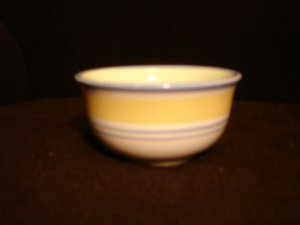 Pfaltzgraff Summer Breeze Fruit Dessert Bowl