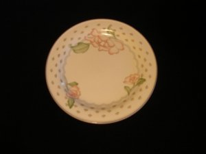 Sango Rose Chintz Salad Plate