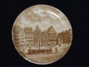 Kaiser Germany Frankfurt a M Romerberg Ostzeile Coaster