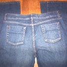 WOMENS 12 JEANS BITTEN BY SARAH JESSICA PARKER GREAT FIT EUC