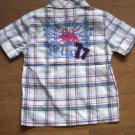 BOYS 4T BUSTER BROWN SHIRT & SHORTS SET NWT VERY CUTE!