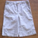 BOYS 7 SEERSUCKER SHORTS PERFECT 4 BACK TO SCHOOL EUC