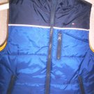 BOYS 4T TOMMY HILFIGER REVERSIBLE VEST SIZE 4T IN GUC