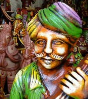 Craft souk: Indian Artwork, Indian Paintings & Posters, Crafts, Art :  indian saris hindu paintings indian artwork indian craft
