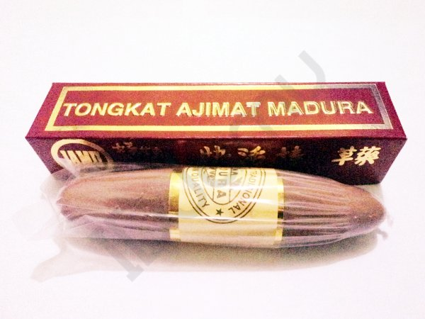 Herbal Stick Vagina Tightening Tongkat Ajimat Madura (Brown Color)