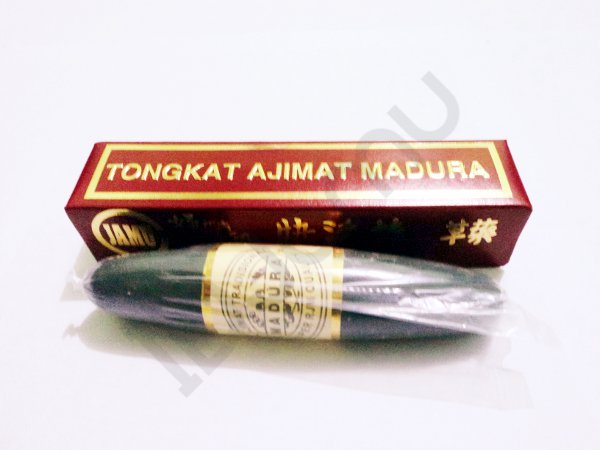 Herbal Stick Vagina Tightening Tongkat Ajimat Madura (Black Color)
