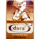 Natural Jamu/Herbs Dara Pills Helps To Care Breast Health