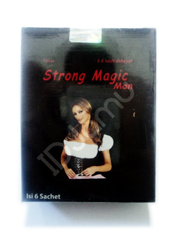 Strong Magic Man Tissue To Control Premature Ejaculation