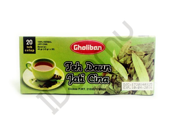 Herbs Senna Alexandrina Leaf Tea Gholiban Colon Cleansing/Laxative/Detox/Weight Loss