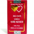 Jamu Herbal Soap Sari Kesed For Tightens Vaginal Muscles